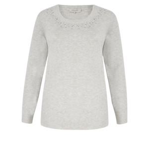 Great Plains Otto Knits Embellished Jumper