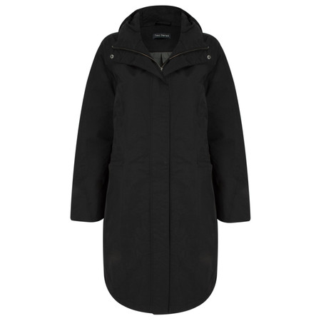 Two Danes Waterproof Orla Coat - Black