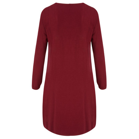 Arka Lydia Easyfit Dress - Red