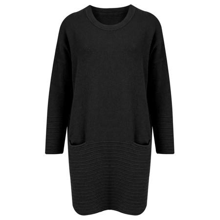 Amazing Woman Audrina Jumper Dress - Black