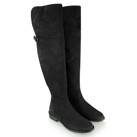 Tamaris  Nikki OverKnee Boot - Black