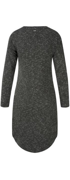 Sandwich Clothing Slub Terry Sweat Dress Washed Steel