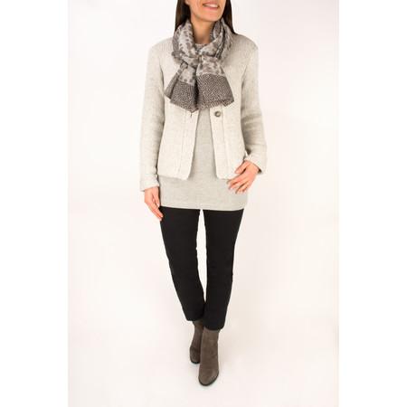 Sandwich Clothing Giant Wool Cardigan - Grey