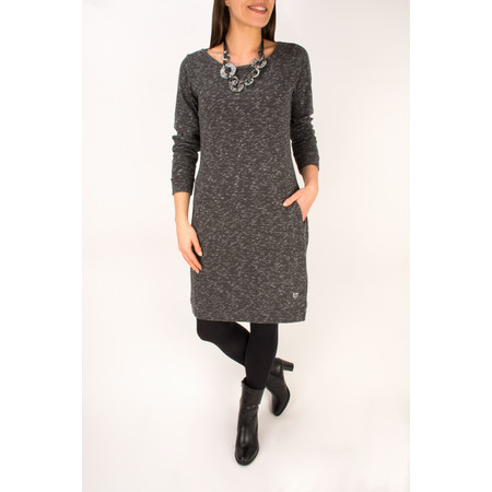 Sandwich Clothing Slub Terry Sweat Dress - Grey