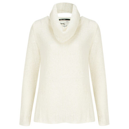 Marc Aurel Luxe Day Knit Jumper - Off-white