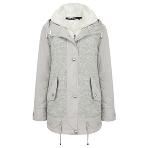 Marc Aurel Luxe Day Hooded Jacket