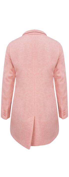 Marc Aurel Luxe Day Super Soft Coat Dusty Peach