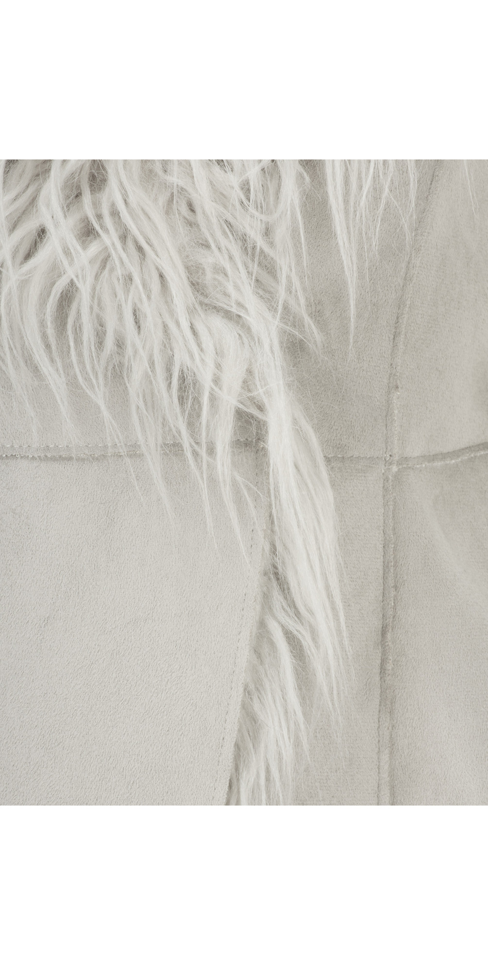 Luxe Day Mongolian Wool Waistcoat main image
