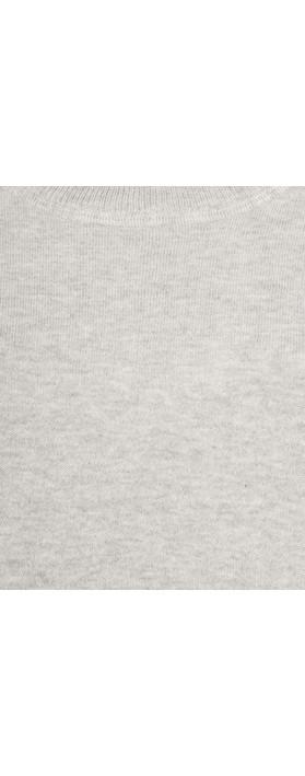 Marc Aurel Luxe Day Super Soft Jumper Light Grey Mel