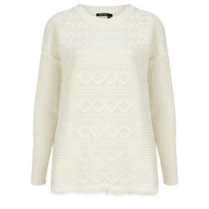 Marc Aurel Luxe Patterned Knit Jumper