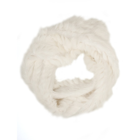Marc Aurel Luxe Day Scarf - Off-white