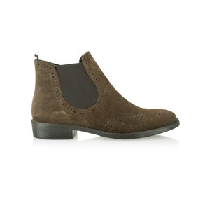 Tamaris  Brogue Chelsea Boot