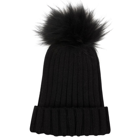 Bitz of Glitz Anna Beanie Bobble - Black
