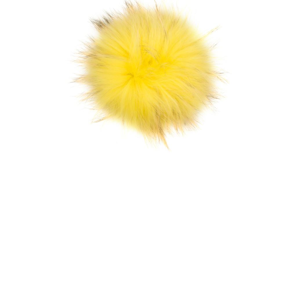 Bitz of Glitz Anna Beanie Bobble Yellow