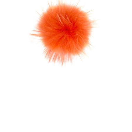 Bitz of Glitz Anna Beanie Bobble - Orange