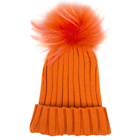 Bitz of Glitz Anna Beanie Bobble - Orange