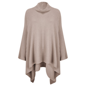 TOC  Janey Oversized Poncho Jumper