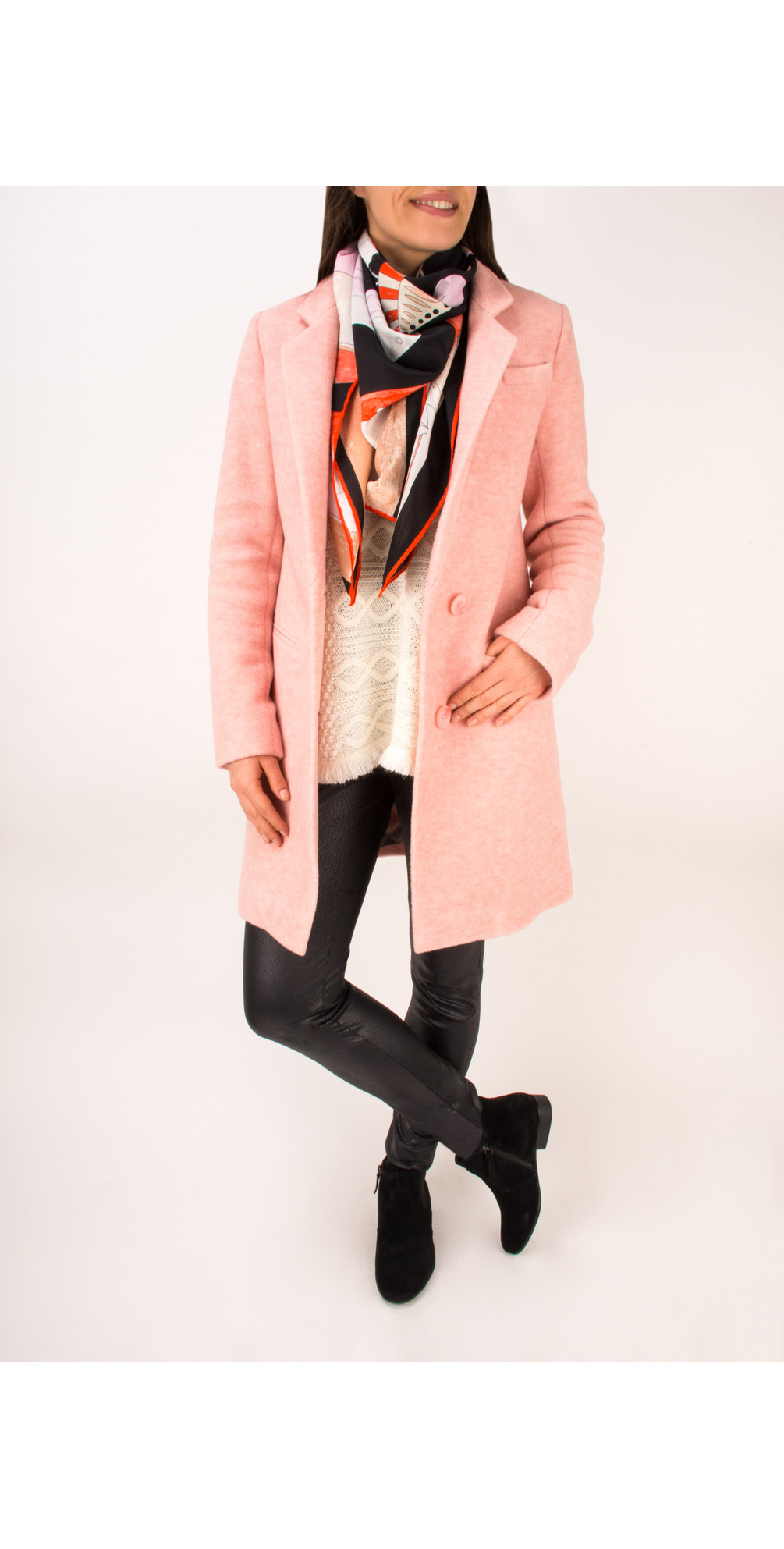 Luxe Day Super Soft Coat main image