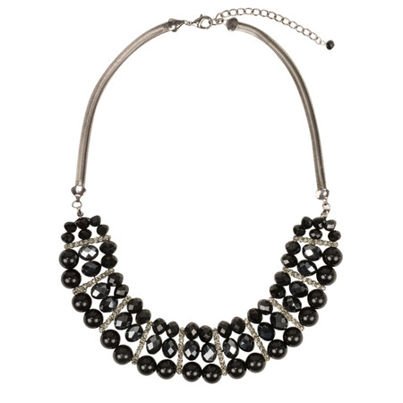 Persika Vida Starlet Necklace - Black