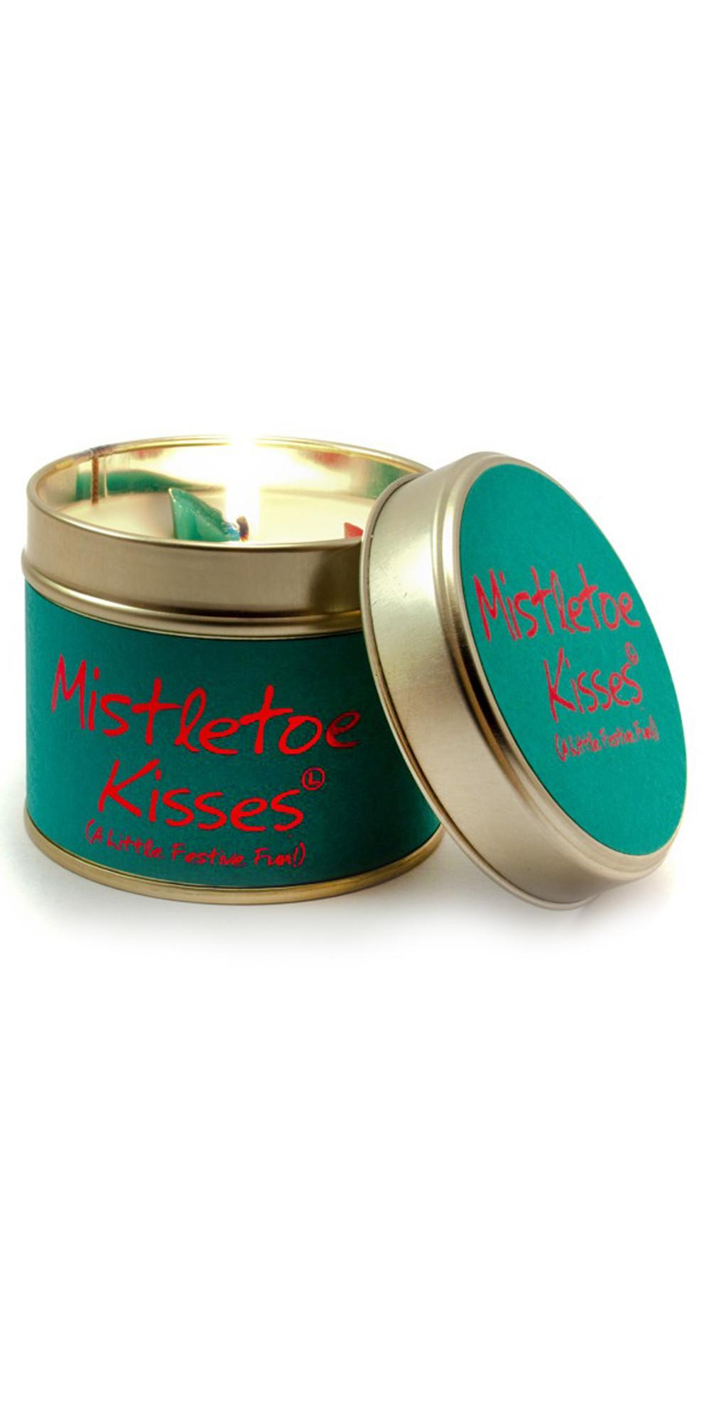 Mistletoe Kisses Tin main image