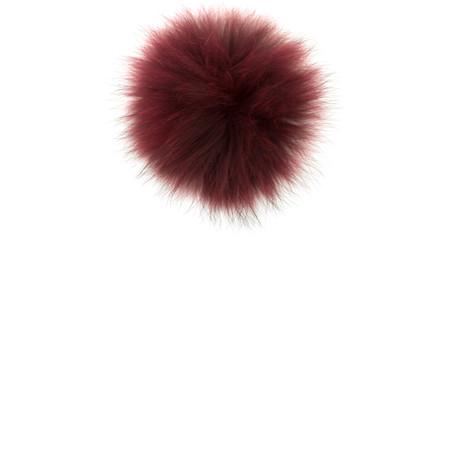 Bitz of Glitz Anna Beanie Bobble - Red