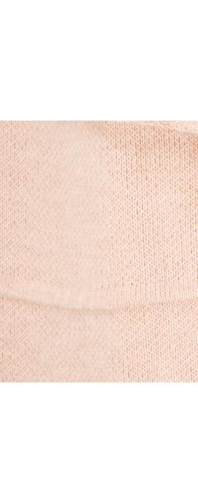 TOC  Caris Easyfit Sleeveless Cardi Blush