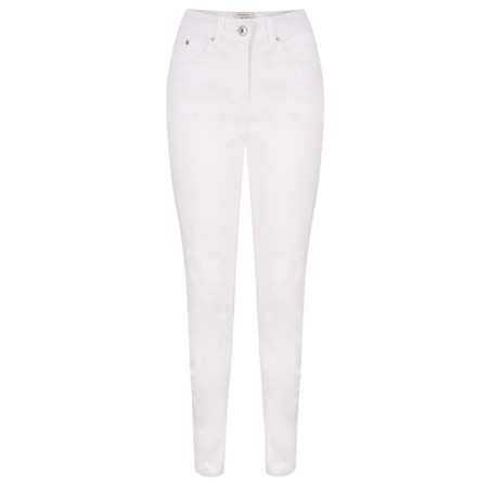 Sandwich Clothing Essentials Highwaist Skinny Pants - White