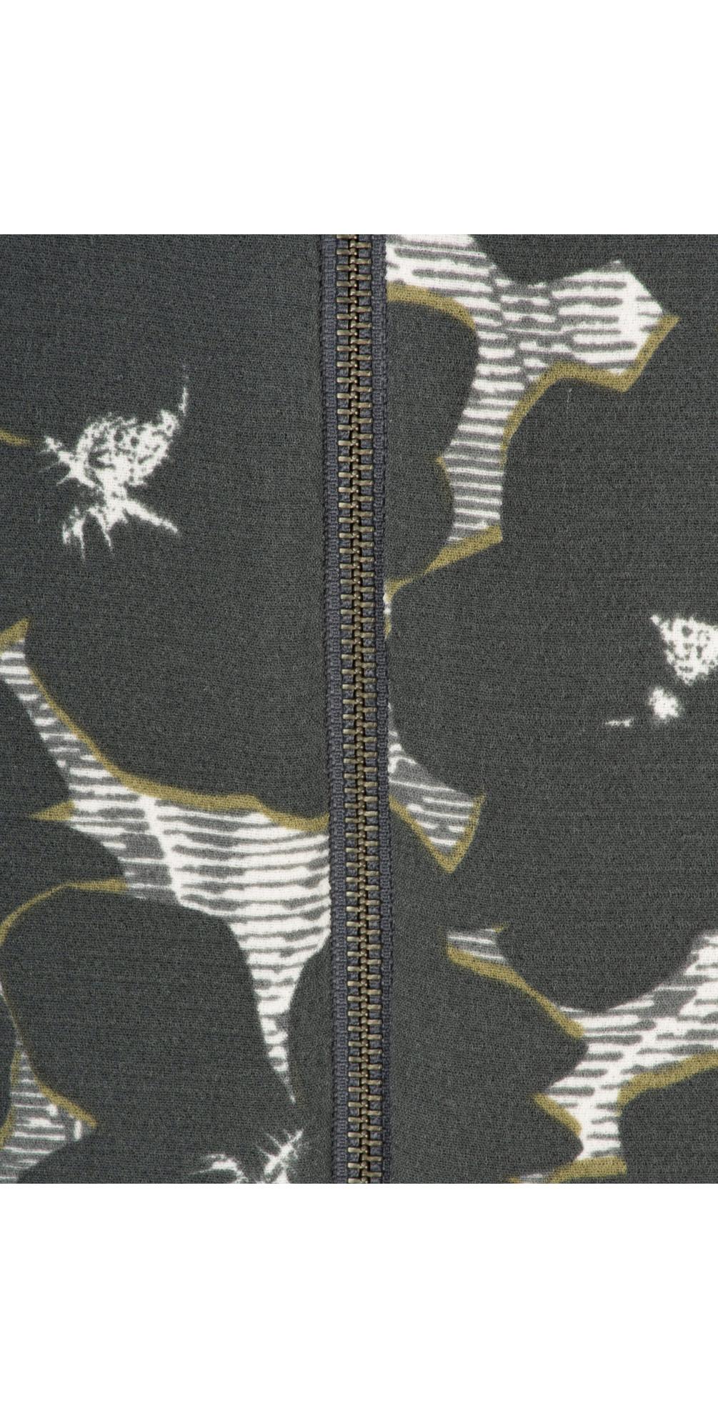 Floral Bomber Jacket main image
