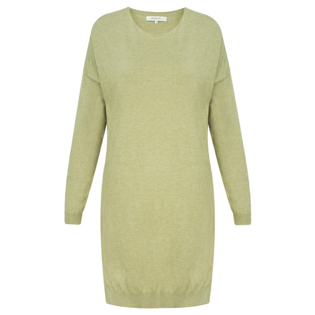 Sandwich Clothing Oversized Long Sleeve Pullover - Green