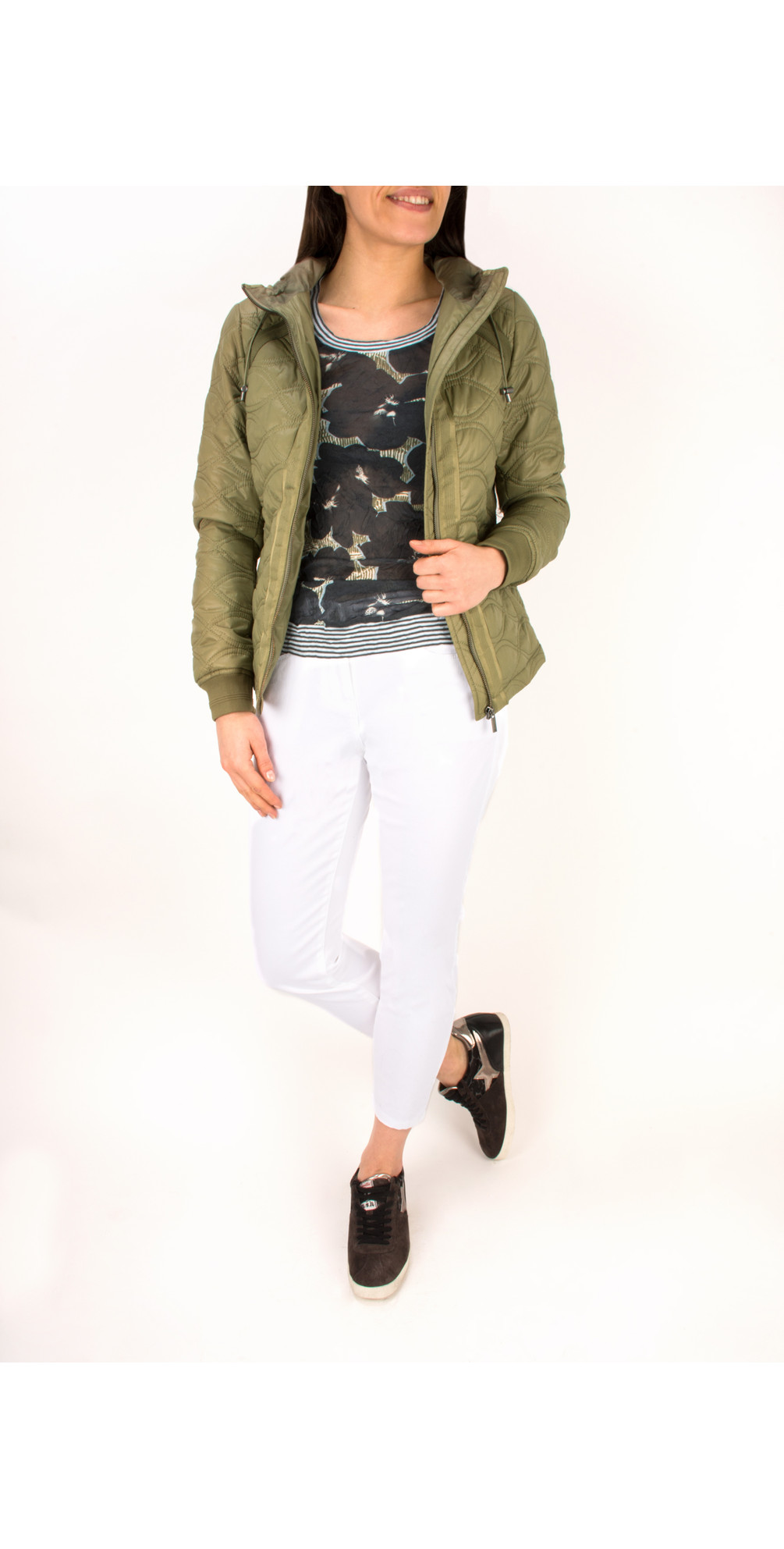 Patterned Jacket main image