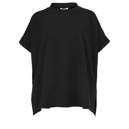 Masai Clothing Dimassi Oversize Top - Black