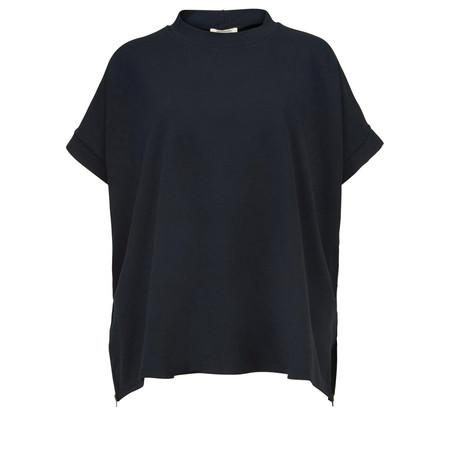 Masai Clothing Dimassi Oversize Top - Blue