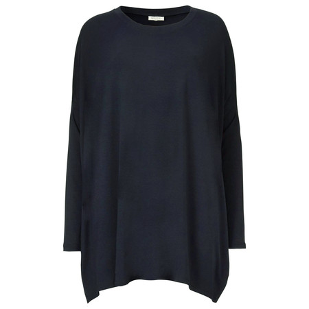 Masai Clothing Diona Oversize Top - Blue