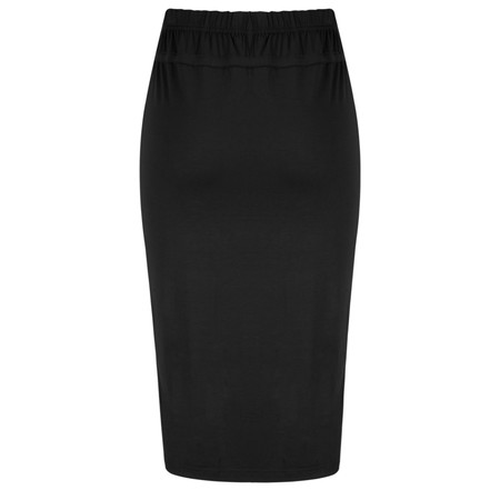 Masai Clothing Sal Jersey Skirt - Black