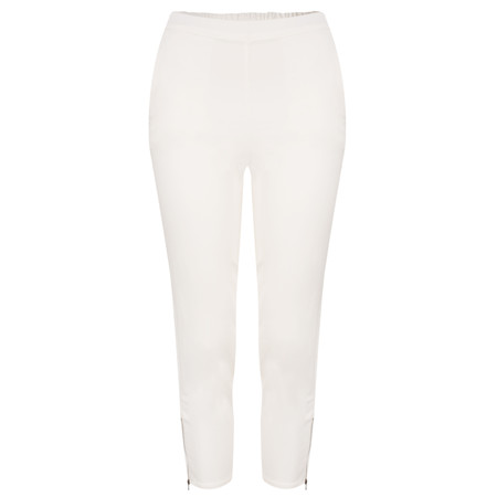 Masai Clothing Essential Padme Trouser - Off-white