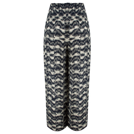 Masai Clothing Panni Smock Trouser - Blue