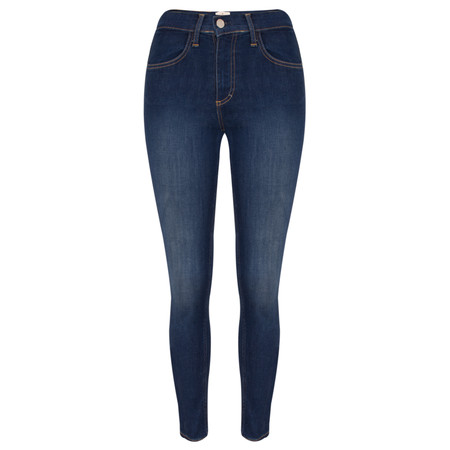 French Connection Rebound Skinny Jean - Blue