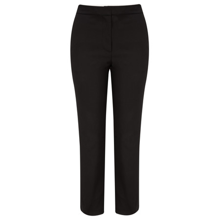 French Connection Glass Stretch Bootcut Trouser - Black