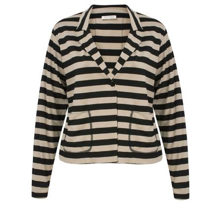 Masai Clothing Ilby Shaped Jacket  - Brown