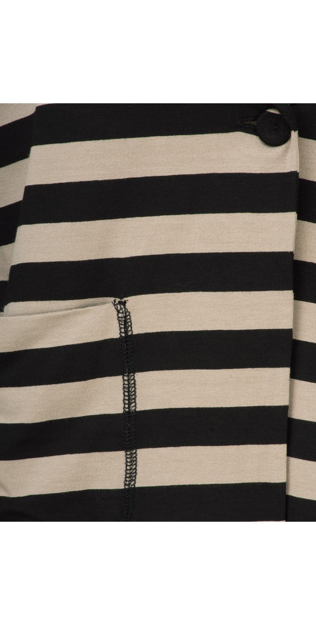 Jersey Stripe Ilby Jacket main image
