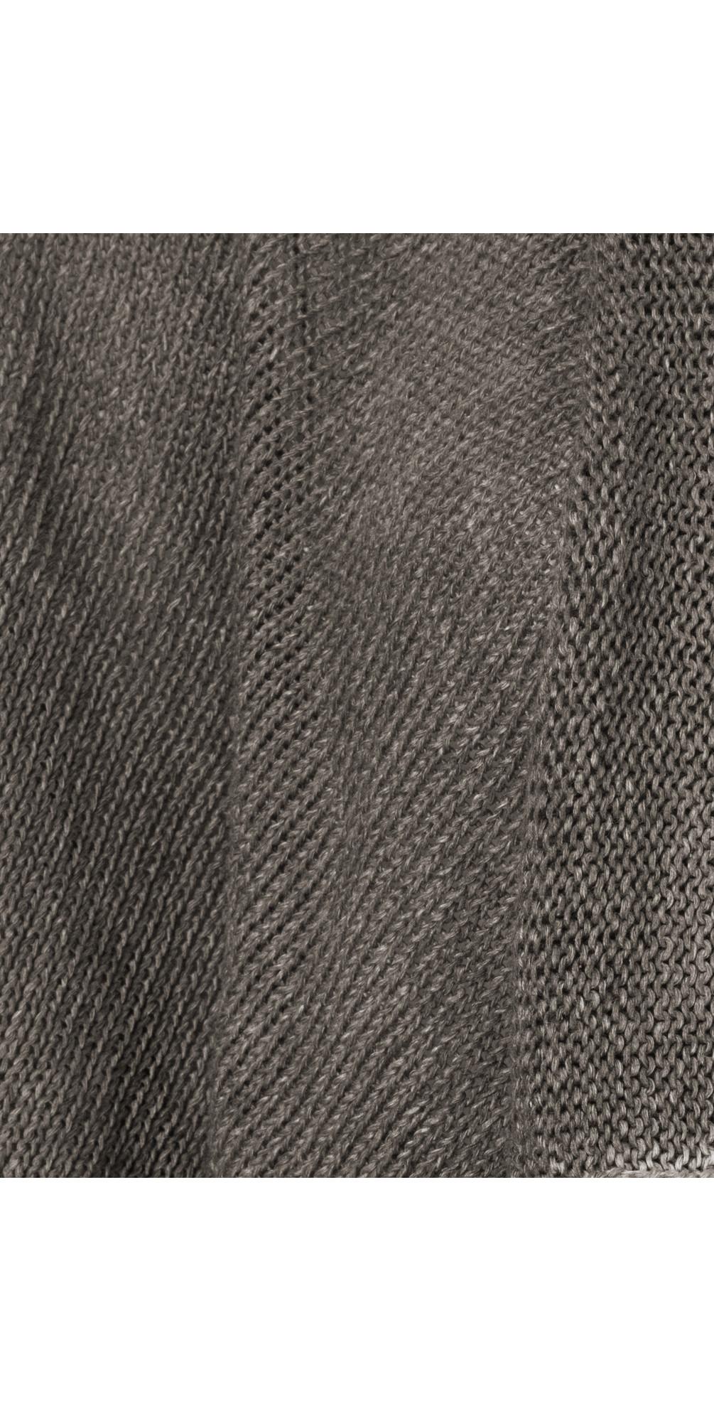 Oliato Linen Knit Waterfall Cardi main image