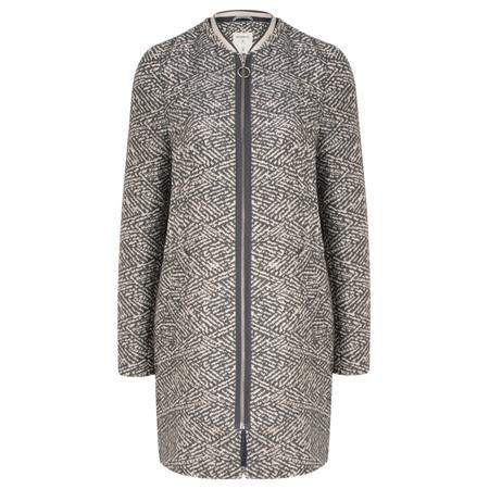 Sandwich Clothing Jacquard Print Jacket - Grey