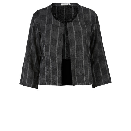 Masai Clothing Cropped Jan Jacket - Black