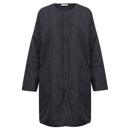 Masai Clothing Tammi Oversize Coat - Blue