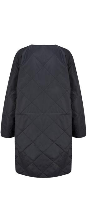 Masai Clothing Tammi Oversize Coat Navy