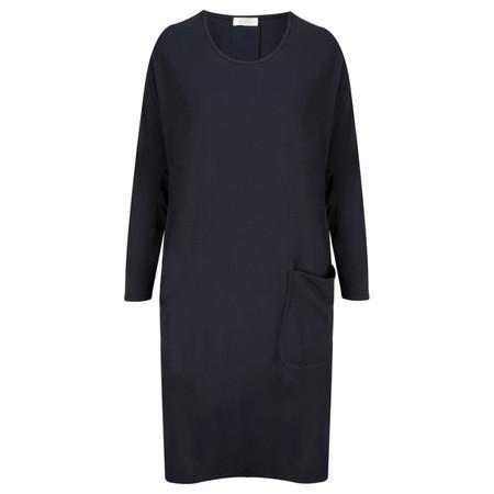 Masai Clothing Nebi Oversize Dress - Blue
