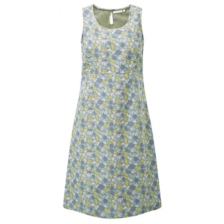 Adini Maeve Print Niamh Dress - Blue