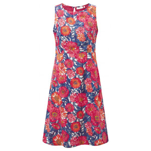 Adini Balinese Print Balinese Dress