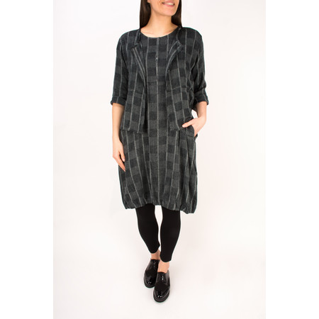 Masai Clothing Hadia Tunic Dress - Black