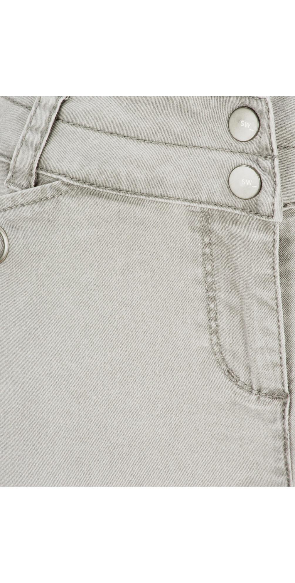 Stretch Twill Slim Fit Jean main image